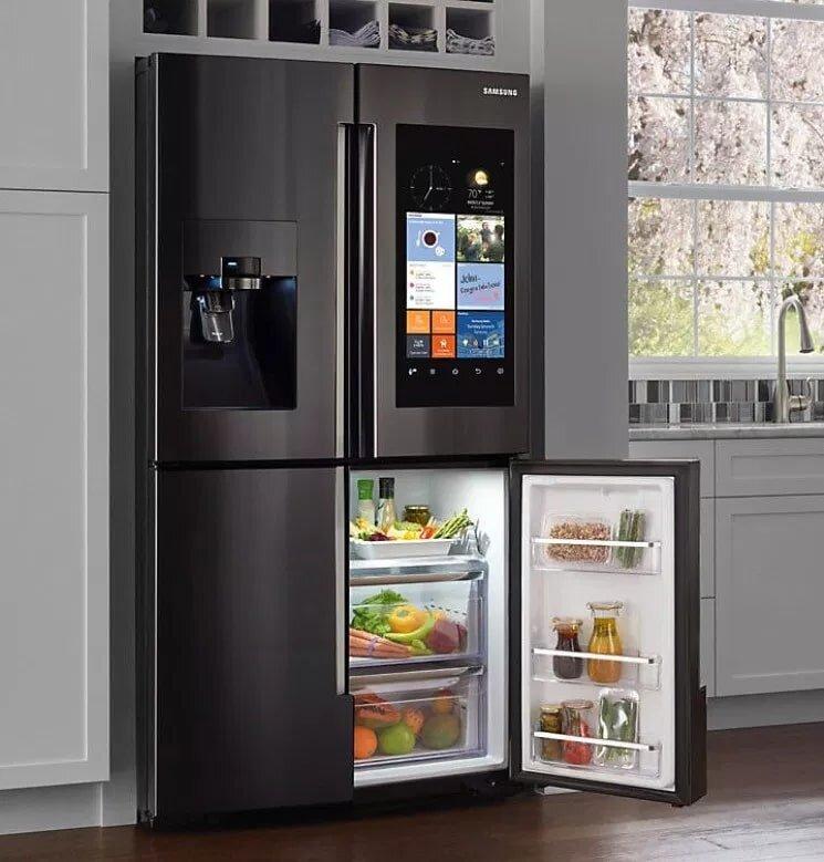 Sản phẩm tủ lạnh 4 cánh