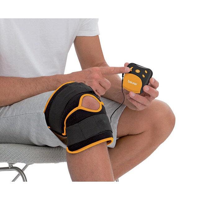 Thiết bị giảm đau đầu gối Beurer EM29, Thiết bị xung điện