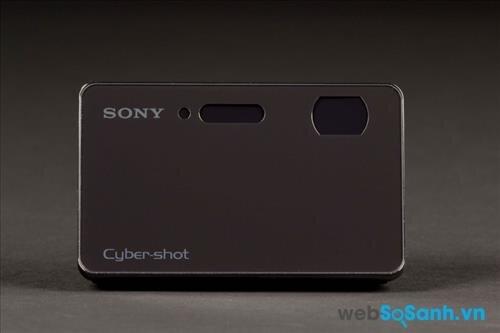 Máy ảnh compact Cyber-shot DSC-TX200V sử dụng cảm biến Exmor R CMOS với độ phân giải 18 MP