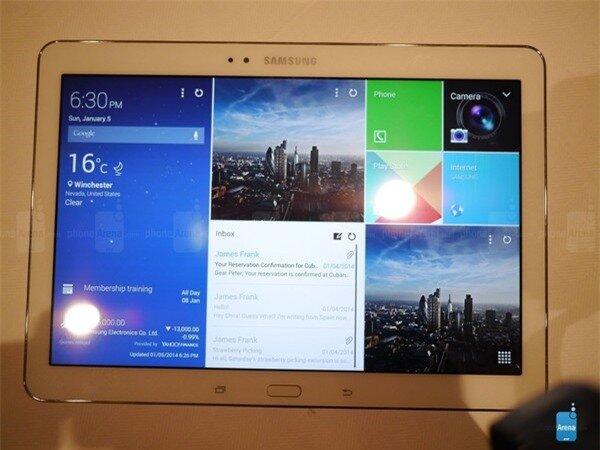 """Samsung chính thức """"nổ súng"""" phân khúc tablet 12,2 inch 6"""