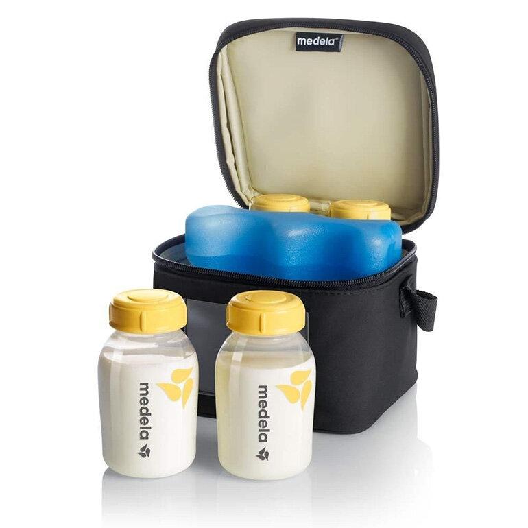Túi giữ nhiệt bình sữa của Medela được nhiều bà mẹ tại Mỹ yêu thích (Nguồn: produto.mercadolivre.com.br)