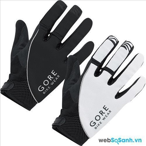 Một đôi găng tay phù hợp để đi xe đạp