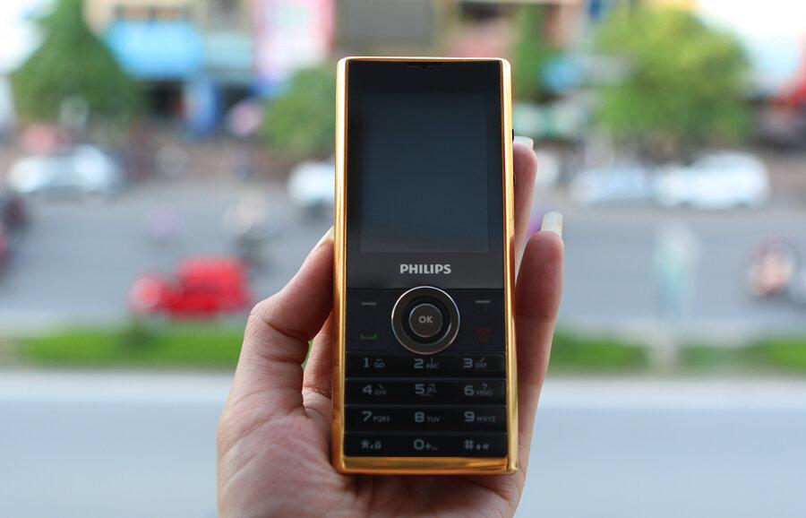 Điện thoại Philips là sản phẩm của nước nào?