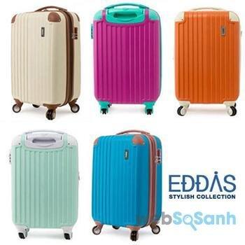 vali kéo nhỏ Eddas