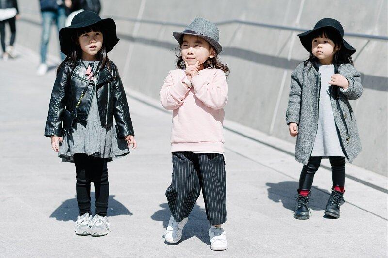 Thời trang mùa đông dành cho những cô công chúa nhỏ