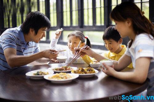 Người Nhật thích ăn cơm nhà!