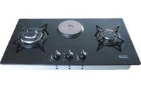 Bếp gas âm kết hợp điện từ Cata FC-21SB (FC-21-SB)