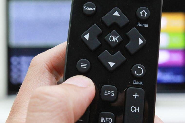 Cách dò kênh yêu thích tivi TCL Smart Tivi