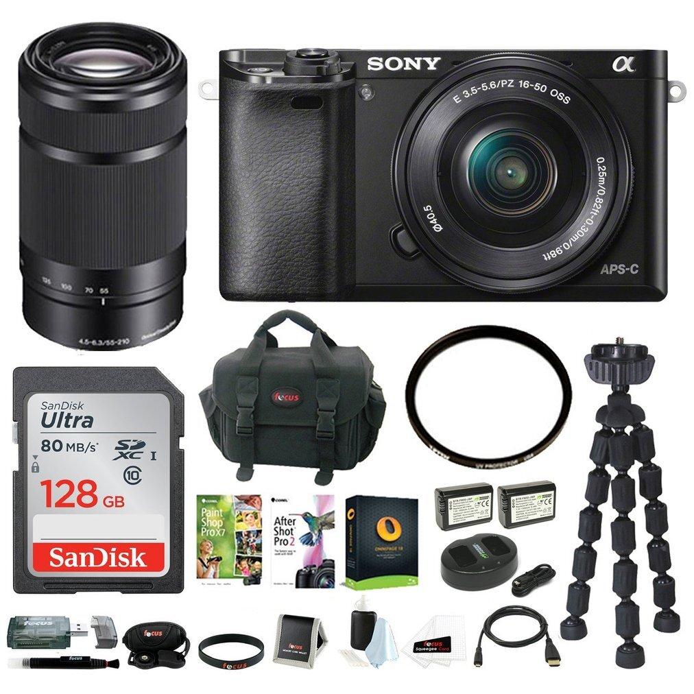 Máy ảnh mirrorless Sony Alpha A6000