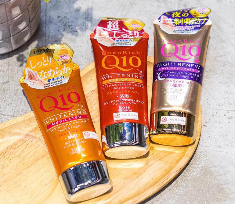 Kem dưỡng da tay Q10 có những ưu và nhược điểm nào?