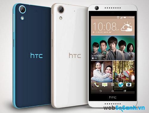 Smartphone mới của HTC có mức giá hấp dẫn. Nguồn Internet.