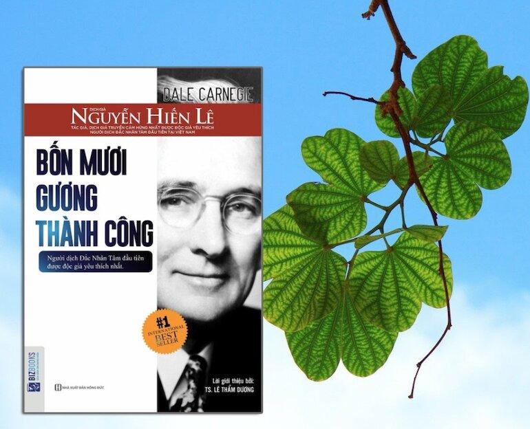 40 gương thành công - Dịch giả Nguyễn Hiến Lê