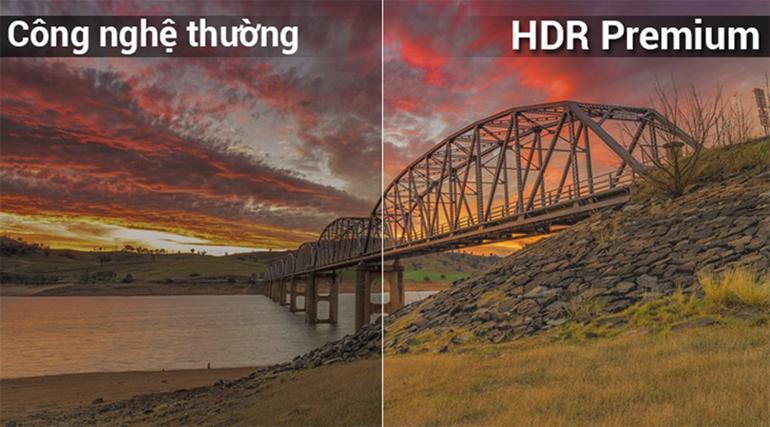 Khám phá sức mạnh của công nghệ HDR Premium trên tivi Panasonic