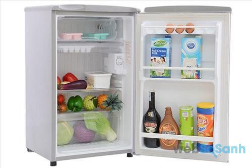 tủ lạnh mini giá rẻ dưới 1 triệu đồng