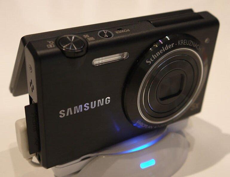 máy ảnh samsung mv800