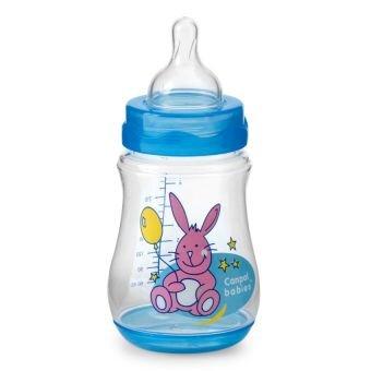 Canpol Babies 21/700 – Bình sữa cổ rộng, 250ml