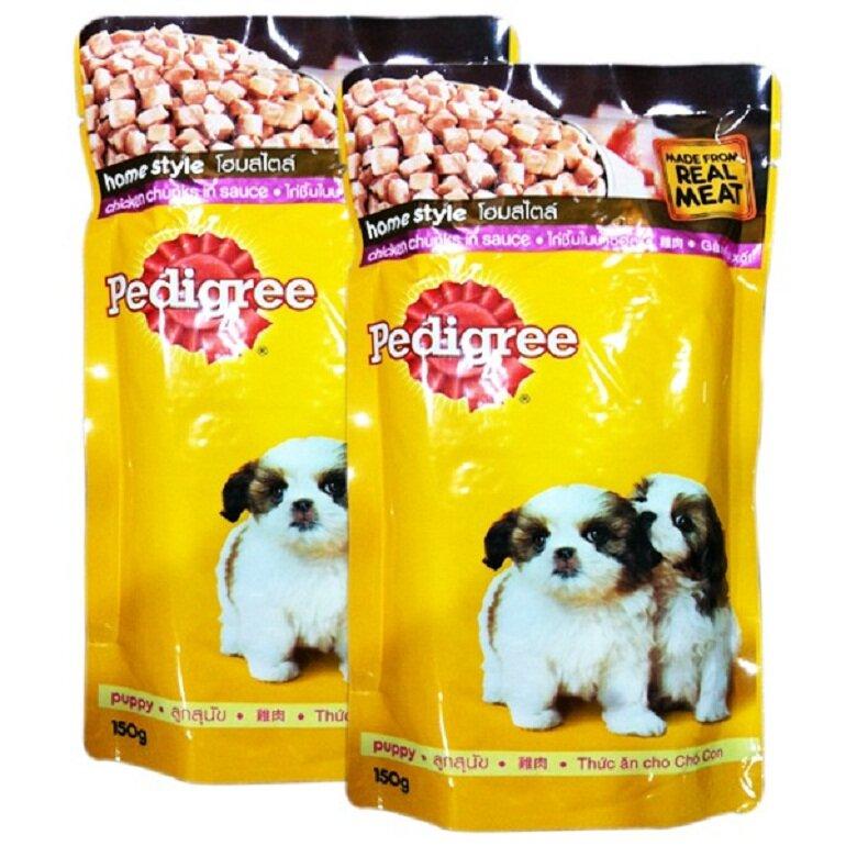 Nên mua thức ăn Pedigree ở những cửa hàng uy tín