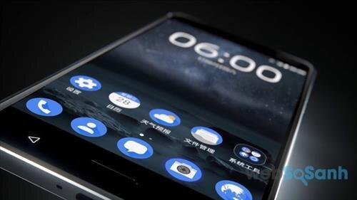 Nokia 6 sử dụng hệ điều hành Android