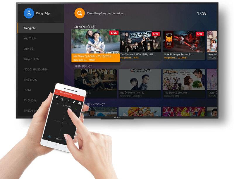 Cài ứng dụng Samsung Smart View về máy