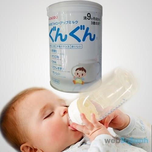 sữa bột