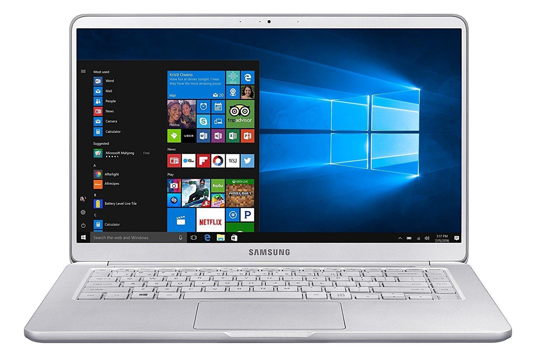 Samsung Notebook 9 13.3, chiếc Ultrabook mỏng nhẹ với cấu hình khủng