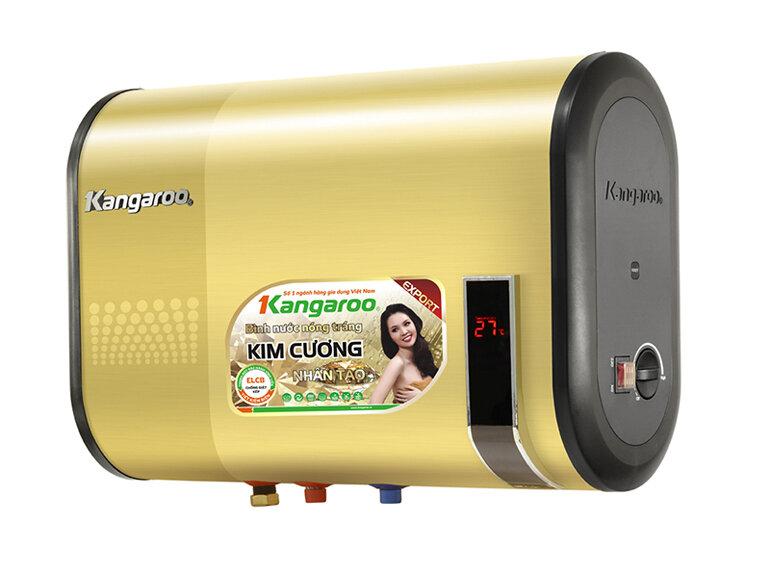 Bình nóng lạnh Kangaroo có thương hiệu nổi tiếng trên thị trường