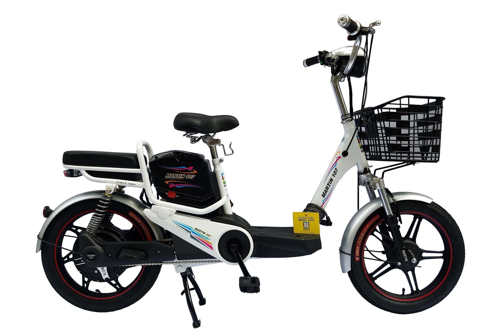 Xe đạp điện Martin EBM A1 dễ sử dụng