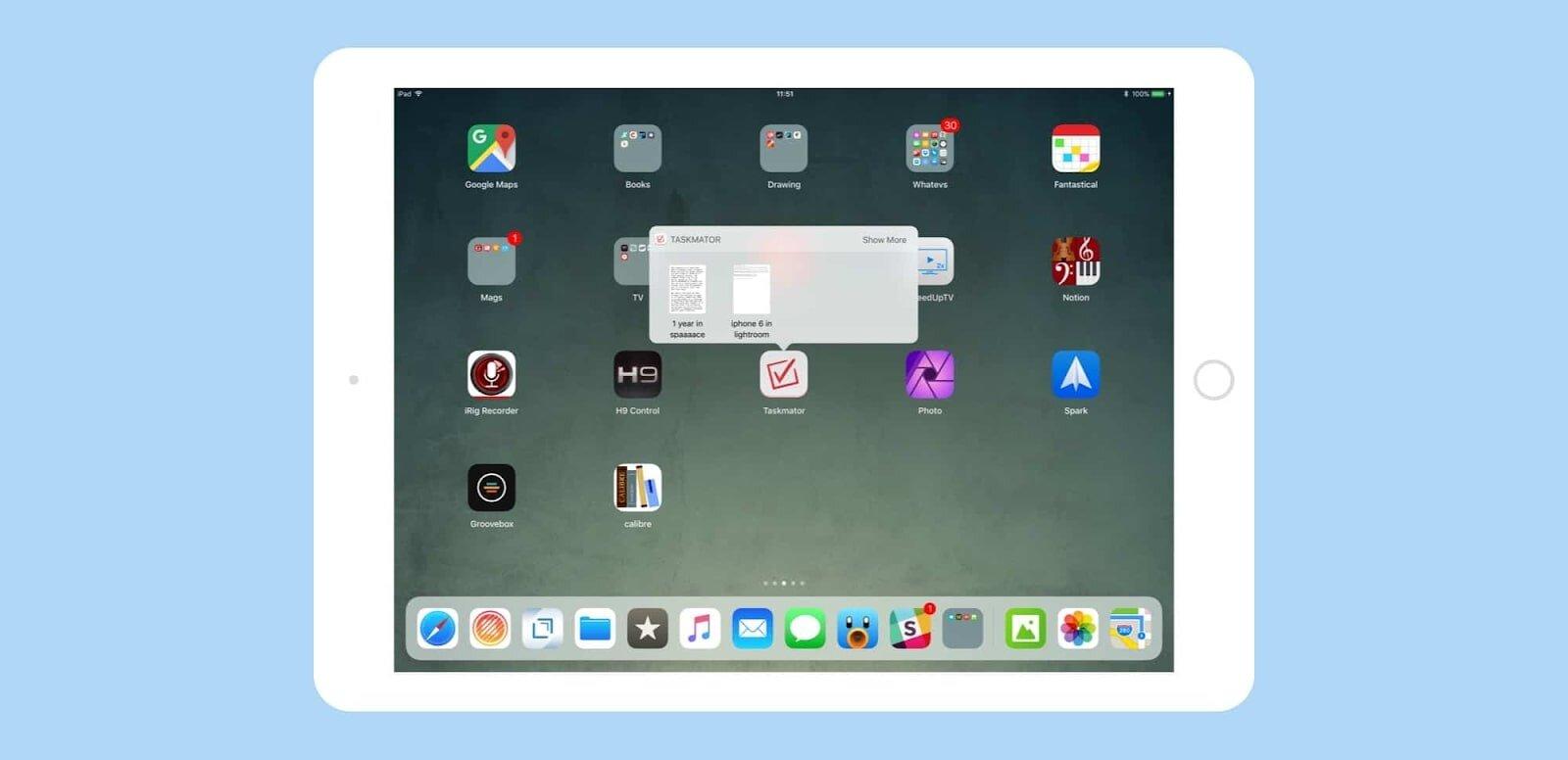 iPad là thiết bị công nghệ quen thuộc hiện nay