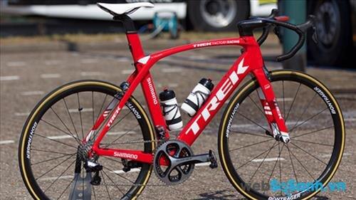 Trek Madone trong Tour de France 2015