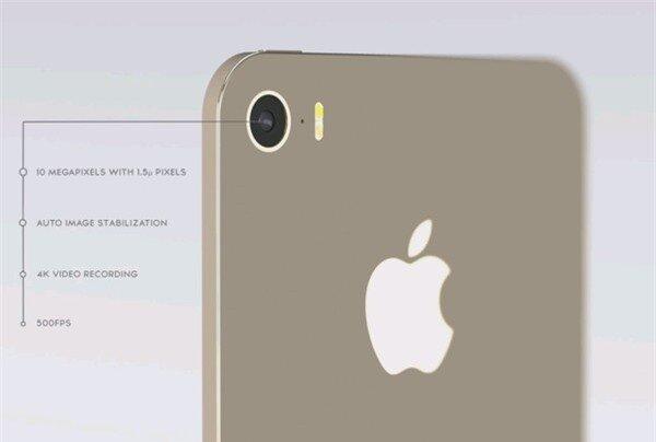 Bản thiết kế iPhone 6 siêu mỏng cực ấn tượng 10