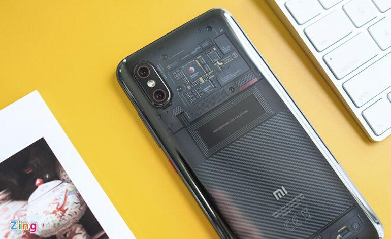 Đánh giá điện thoại Xiaomi Mi 8 Pro