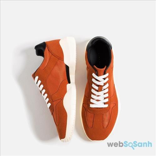 Đôi giày Sneaker siêu nhẹ Zara Lightweight sneaker với mức giá 800.000 đ hoàn toàn có thể chấp nhận được
