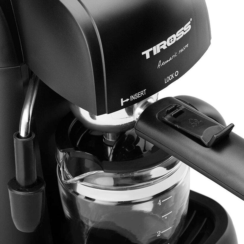 Máy pha cà phê Espresso 4 cốc TS620