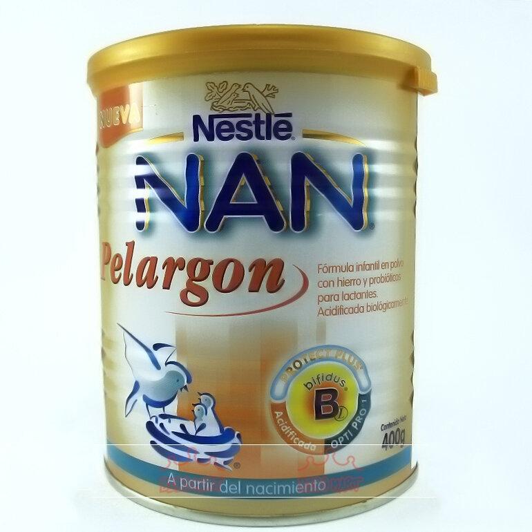 Sữa Nan Pelargon