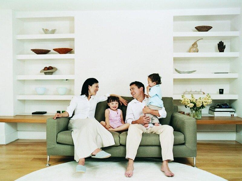 Juno Sofa ES-001 - lựa chọn cho mọi gia đình.