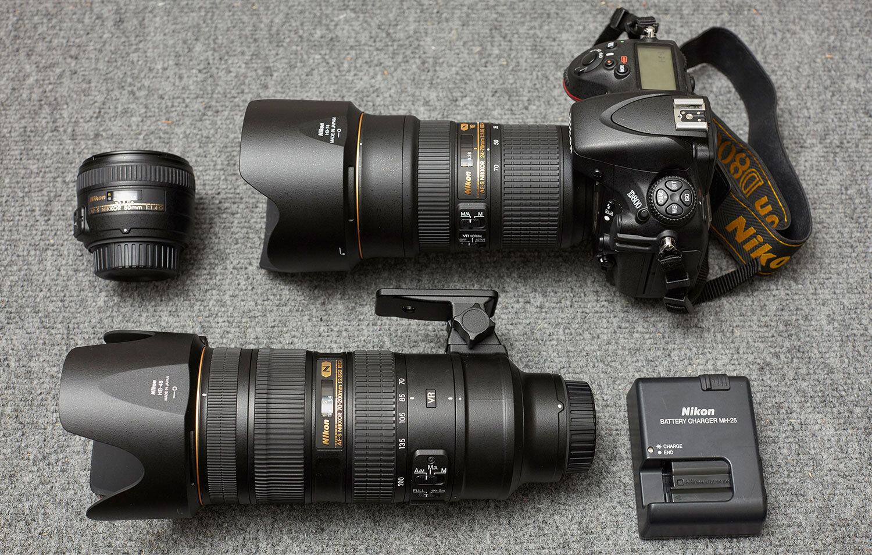Lens chụp chân dung Nikon AF-S FX Nikkor 24-70mm f/2.8E ED VR