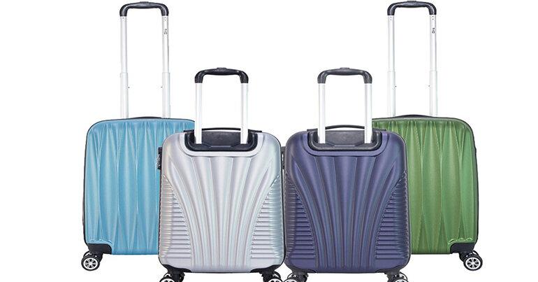 Thiết kế của vali Trip không nhàm chán mà vẫn thanh lịch