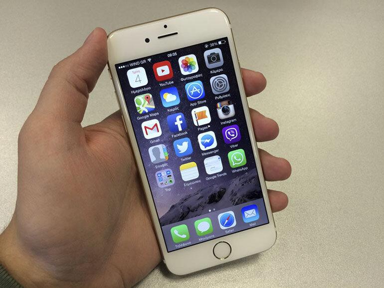 Điện thoại iPhone 6 32GB tuy là dòng máy đời thấp như chất lượng thì không chiếc máy tầm trung nào có thể sánh kịp