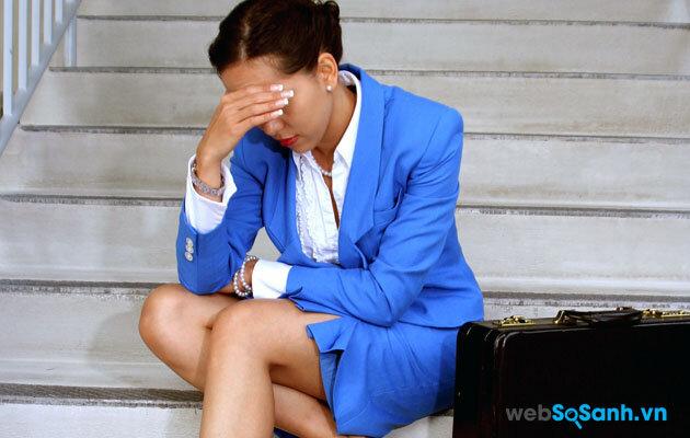 Đau đầu, chóng mặt, buồn nôn...là một trong những triệu chứng của người huyết áp thấp
