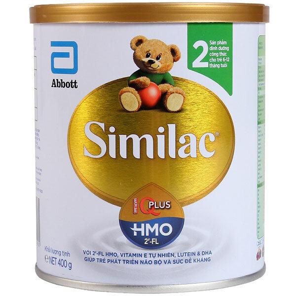 Sữa Similac IQ HMO số 2