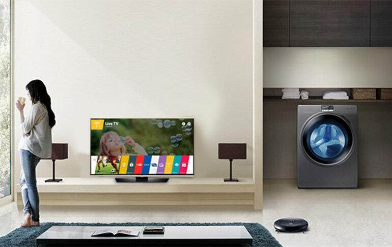 Smart TV LED LG 40inch 40LF630T