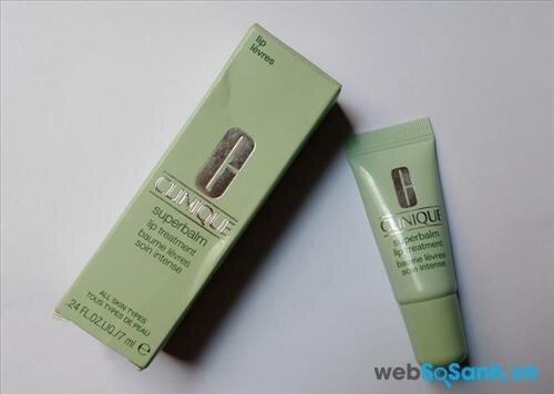 Son dưỡng môi Clinique Superbalm Lip Treatment