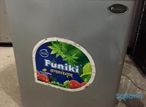Tủ lạnh Funiki được đánh giá cao về khả năng dự trữ thực phẩm cũng như sự bền bỉ trong quá trình sử dụng