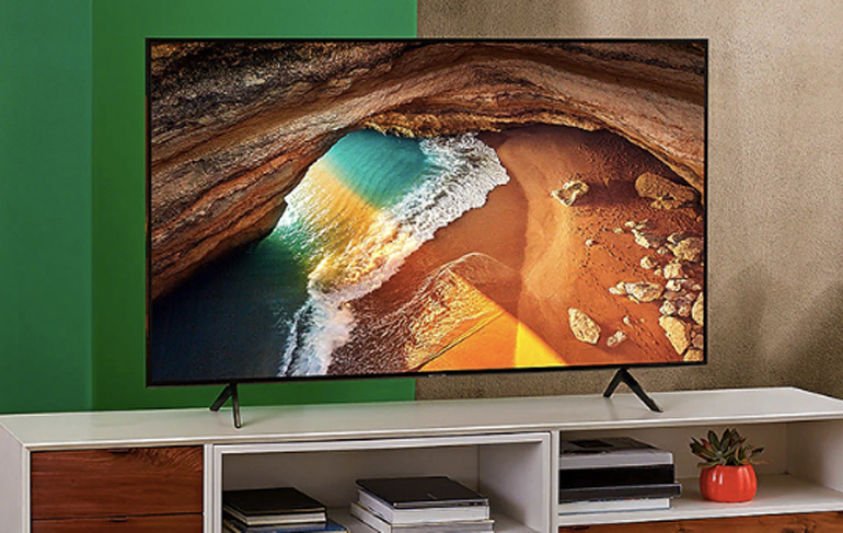 Smart tivi Samsung 4K 55 inch 2019