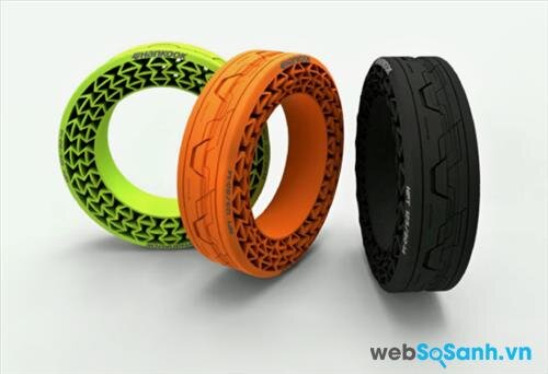 Thế hệ lốp ô tô vĩnh viễn mới của Hankook