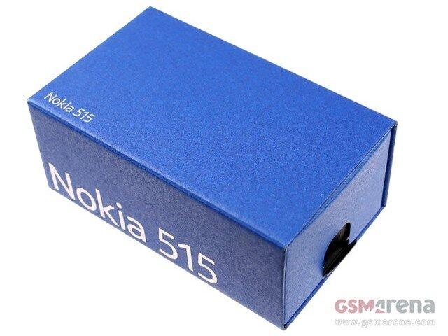 Đánh giá Nokia 515: Hoài niệm một thời để nhớ
