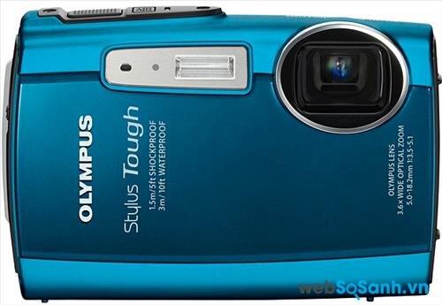 máy ảnh chống thấm nước