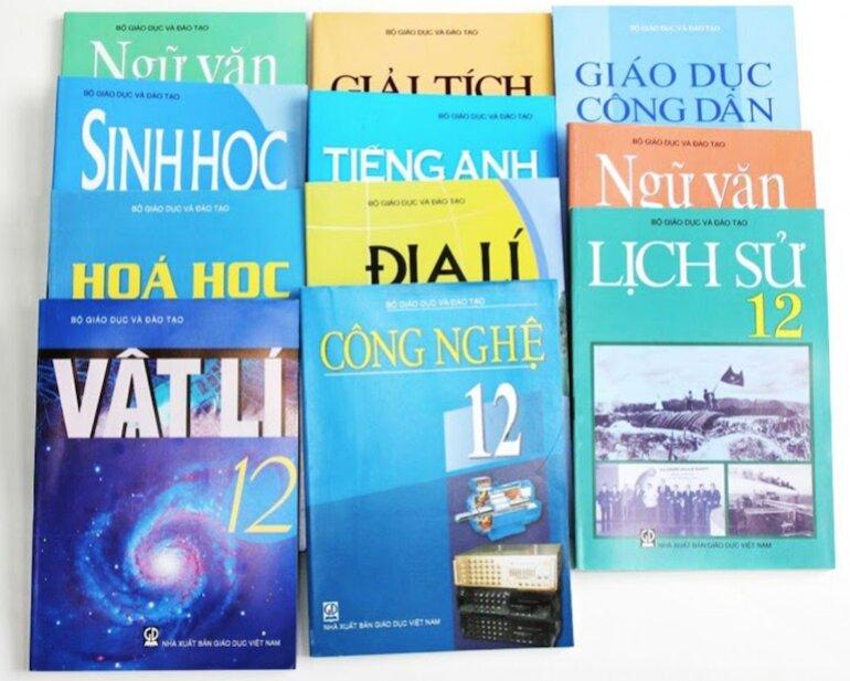 Nắm vững nội dung kiến thức sách giáo khoa 12