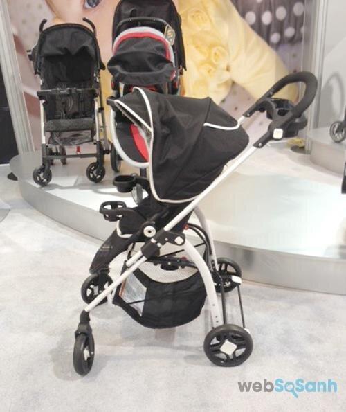Hầu hết các loại xe đẩy trẻ em hiện nay đều có thể gấp mở rất linh hoạt