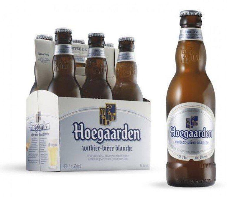 Những bữa tiệc vui không thể thiếu các món đồ uống như bia Hoegaarden